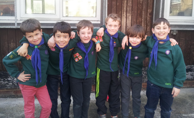 Flag comp team 2014