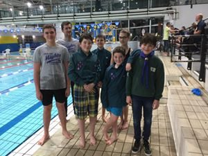 Scouts swimming gala 2017